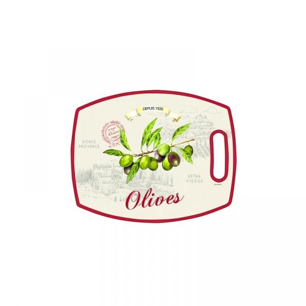 Deska do krojenia Nuova R2S Bistrot Olives 827 OLIV