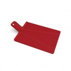 Deska do krojenia składana Joseph Joseph Chop2Pot duża czerwona