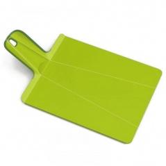 Deska do krojenia składana Joseph Joseph Chop2Pot Plus mała zielona
