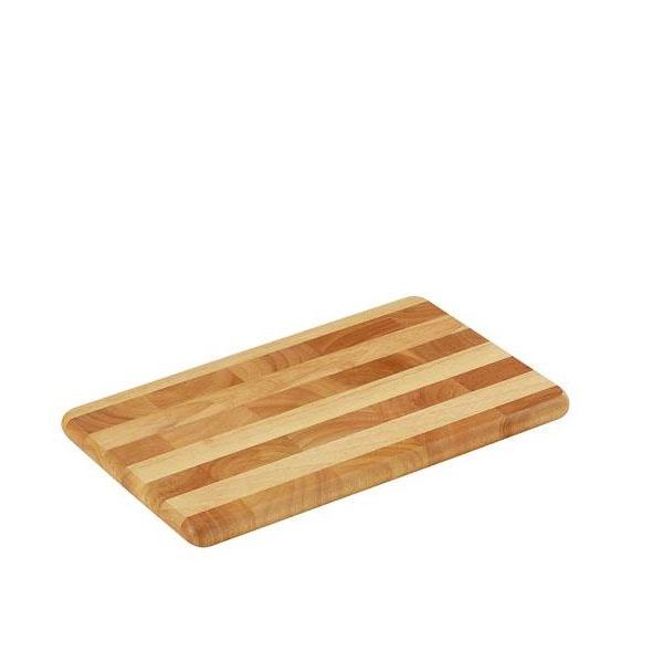 Deska drewniana do krojenia Zassenhaus Kauczukowiec ZS-050158