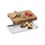 Deska kuchenna do krojenia z szufladą WMF