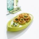 Deska śniadaniowa Koziol Bounty musztardowa