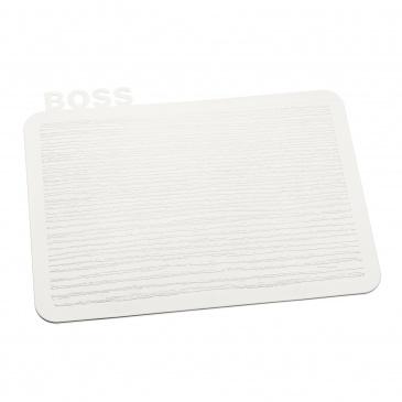 Deska śniadaniowa Koziol Happy Boards Boss biała