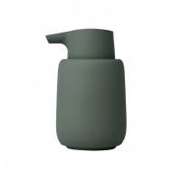 Dozownik do mydła 250ml Blomus SONO ciemnozielony