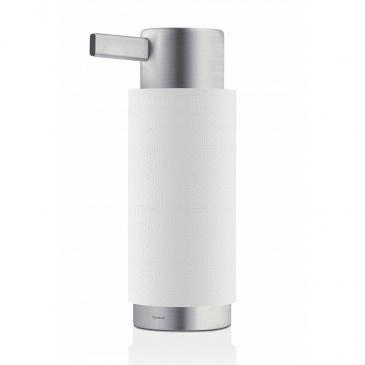 Dozownik do mydła Blomus Ara biały matowy