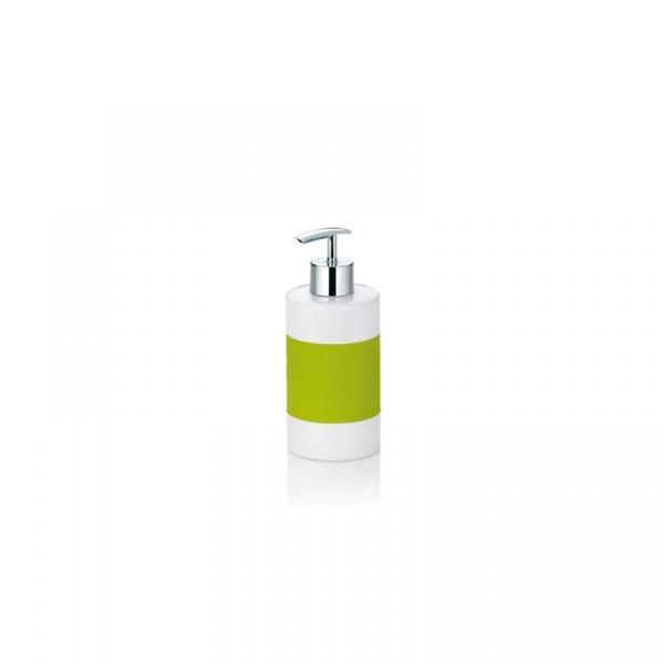 Dozownik do mydła Kela Laletta zielony KE-22562