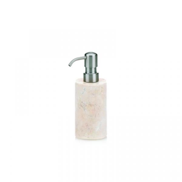 Dozownik do mydła Kela Marble beżowy KE-18764