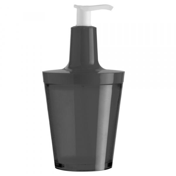 Dozownik do mydła Koziol Flow czarny KZ-5879526