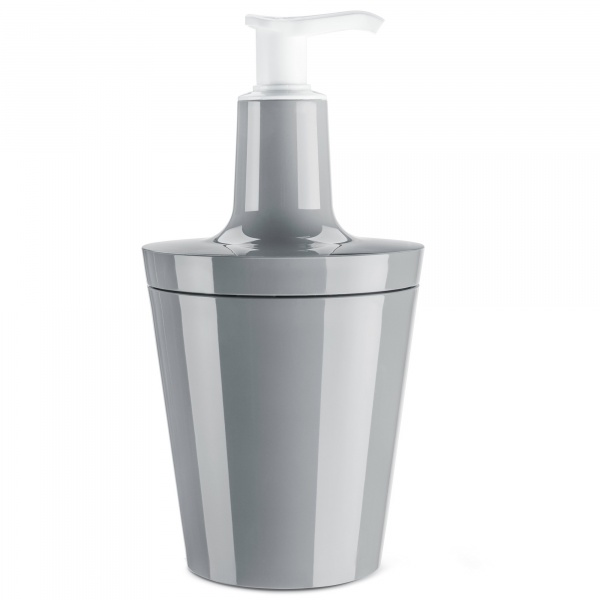 Dozownik do mydła Koziol Flow szary KZ-5879632