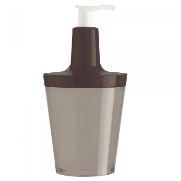 Dozownik do mydła Koziol Flow taupe KZ-5879623