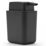 Dozownik mydła w płynie 250ml SinkSide ciemnoszary 302503