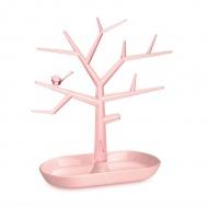 Drzewko na biżuterię 30,5cm Koziol PI:P pastelowy róż