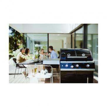 DUALCHEF 325 G OUTDOORCHEF; DWUSTREFOWY GRILL GAZOWY 15,4 kW