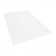 Dywan biały 140 x 200 cm Shaggy Vite