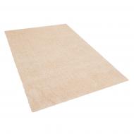 Dywan jasnobeżowy 160 x 230 cm Shaggy Vite