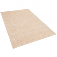 Dywan jasnobeżowy 200 x 300 cm Shaggy Vite
