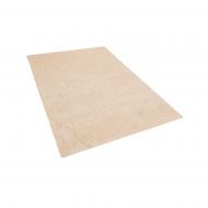 Dywan jasnobeżowy 80 x 150 cm Shaggy Vite