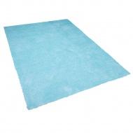 Dywan jasnoniebieski 200 x 300 cm Shaggy DEMRE