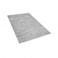 Dywan szary melanż 80 x 150 cm Shaggy Vite