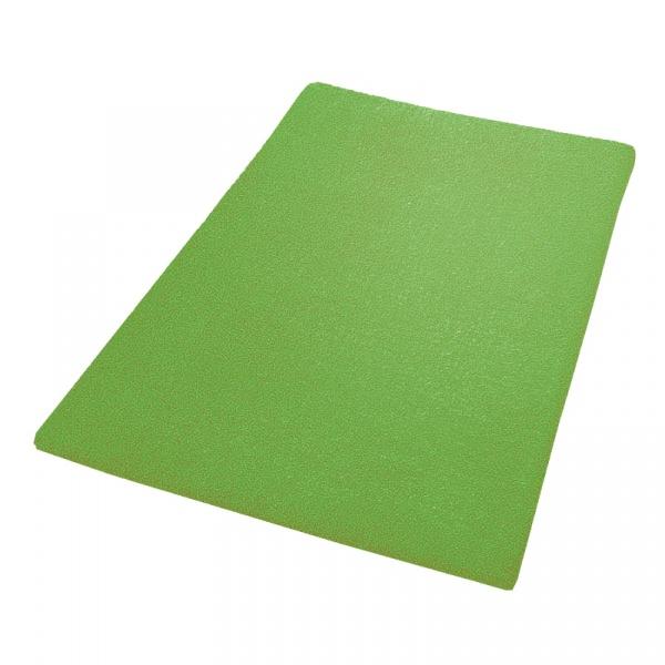 Dywanik łazienkowy 60 x 90 cm Kleine Wolke Kansas zielony KW-4018645519