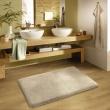 Dywanik łazienkowy 60x100 cm Kleine Wolke Bambou cappuccino KW-5432254360