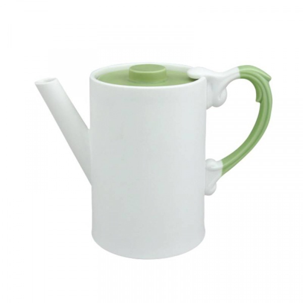 Dzbanek 0,8 l Loveramics Miix z zielonym uchem LV-C063-23AGR