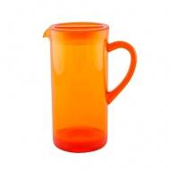 Dzbanek 1,7 l Zak! Designs Tinted pomarańczowy