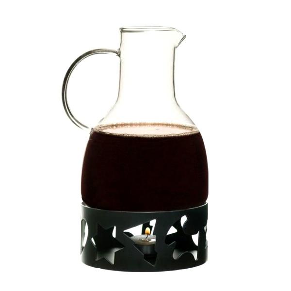 Dzbanek do grzanego wina z podgrzewaczem Sagaform Christmas SF-5015683