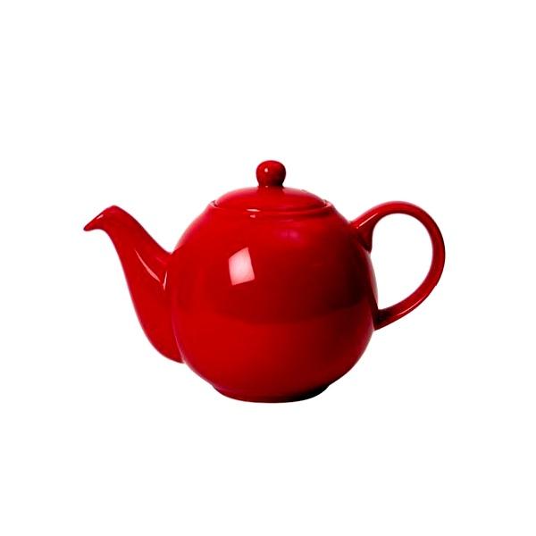 Dzbanek do herbaty 1 l London Pottery czerwony LP-17232160
