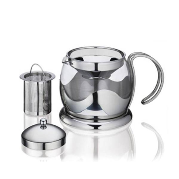 Dzbanek do herbaty z filtrem 1,25 l Kuchenprofi KU-1045602800