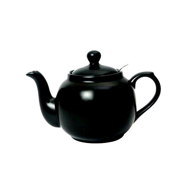 Dzbanek do herbaty z filtrem 1,8 l London Pottery czarny LP-17274180