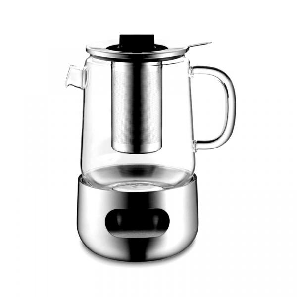 Dzbanek do herbaty z podgrzewaczem 1,3 l WMF SensiTea 0636906030