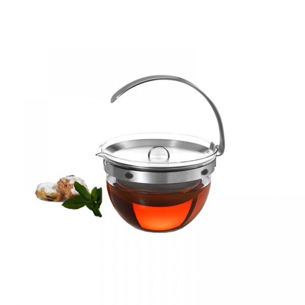 Dzbanek do herbaty z zaparzaczem 1,2 l AdHoc Infuso A-TK40