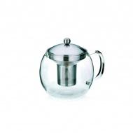 Dzbanek do herbaty z zaparzaczem 1,2 l Kela Cylon przezroczysty