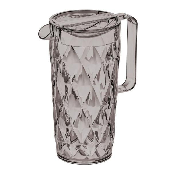 Dzbanek Koziol Crystal antracytowy KZ-3688540