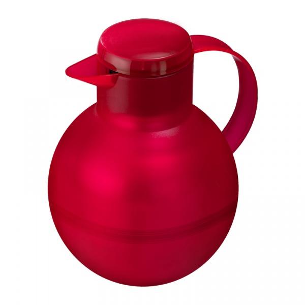 Dzbanek termiczny do herbaty z zaparzaczem 1 L EMSA Samba czerwony EM-509155