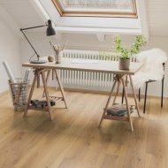 Egger Laminowane panele podłogowe 29,85 m² 8 mm Oak Trilogy Natural