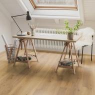 Egger Laminowane panele podłogowe 67,66 m² 8 mm Oak Trilogy Natural