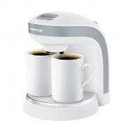 Ekspres do kawy i herbaty 15,8x20,6x19,9cm Sencor SCE 2001WH biały