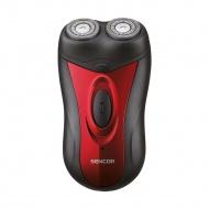 Elektryczna maszynka do golenia Sencor SMS 2002RD czerwona