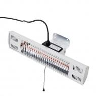 Elektryczny ogrzewacz ogrodowy - promiennik ścienny - Abercio