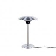 Elektryczny promiennik ogrodowy - ogrzewacz stojący - grzybek - Safari
