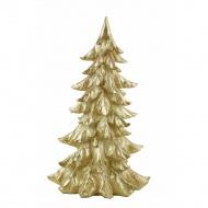Figurka choinka 50cm Miloo Home złota