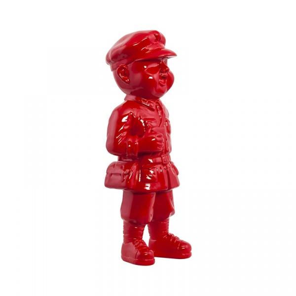 Figurka Gino Kokoon Design czerwony DK00710RE
