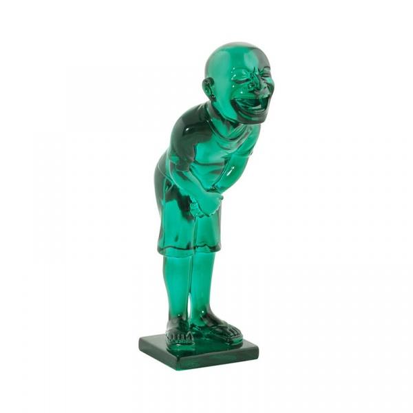 Figurka Hy Kokoon Design zielony DK01240BU