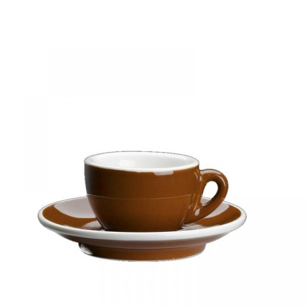 Filiżanka do espresso 0,05L Cilio Roma brązowy CI-215045