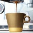 Filiżanka espresso + spodek Leonardo Ooh! Magico złoty metalik 063876