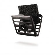 Filtr węglowy do koszy na śmieci 9,6x12,1x2,7 cm Simplehuman czarny