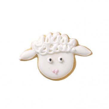 Foremka do wykrawania ciastek GŁOWA BARANKA 2 Birkmann