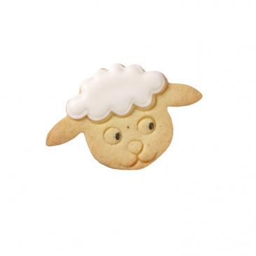 Foremka do wykrawania ciastek GŁOWA BARANKA Birkmann